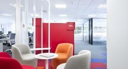 Workplace . Áreas de informal meetings por Denys&von Arend.