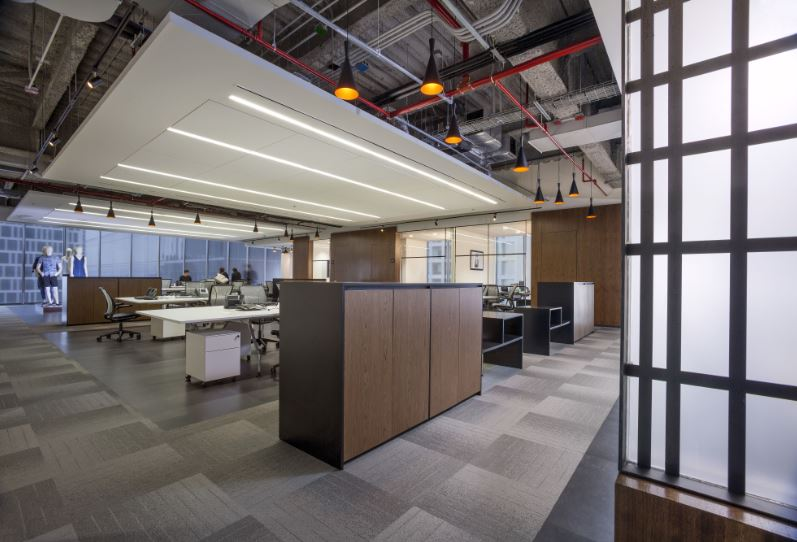 Offices PVH Mexico by SpAce. 3