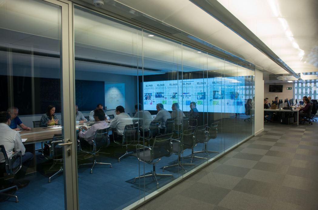 Oficinas de El País. Workplace . Open Space .2