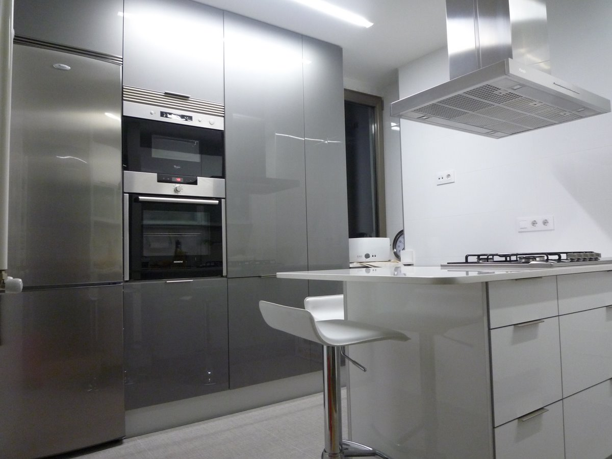 C mo dise ar una cocina 10decoracion for Disenar muebles de cocina online