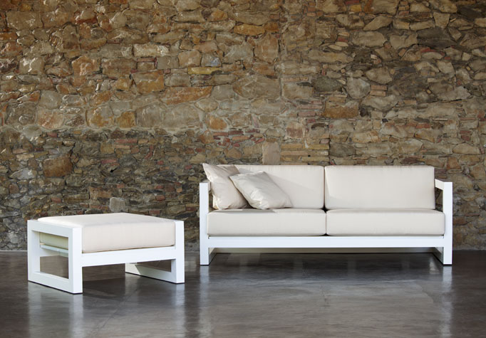 Prod week 04 muebles exterior 10decoracion for Muebles exterior aluminio blanco