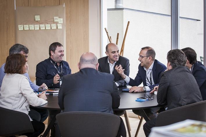 Panel lideres. smart conversations 3g Smart Grup