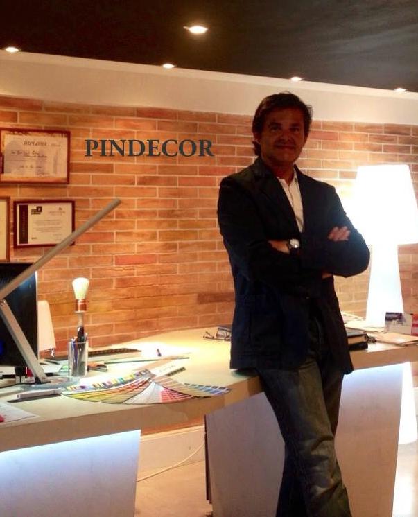 Pindecor santander. Jose Miguel Vicente