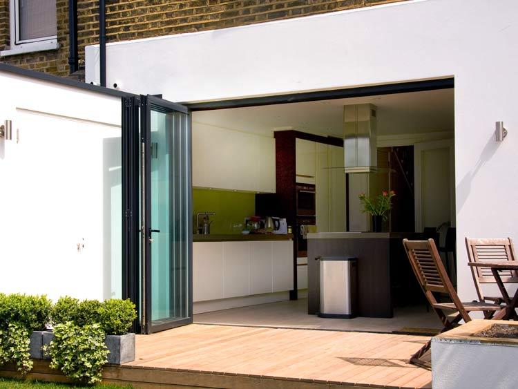 puerta plegable aluminio directorio 10deco 10decoracion