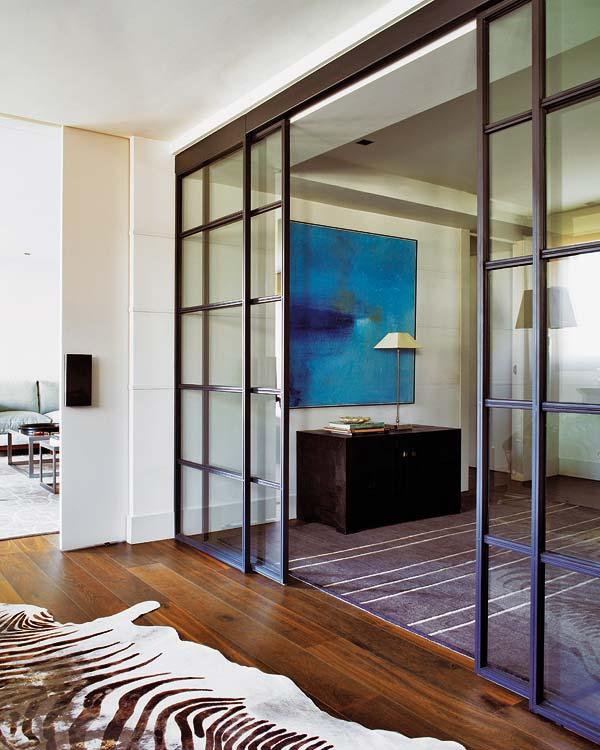 Benditas puertas correderas 10decoracion - Puertas de cristal para cocinas ...