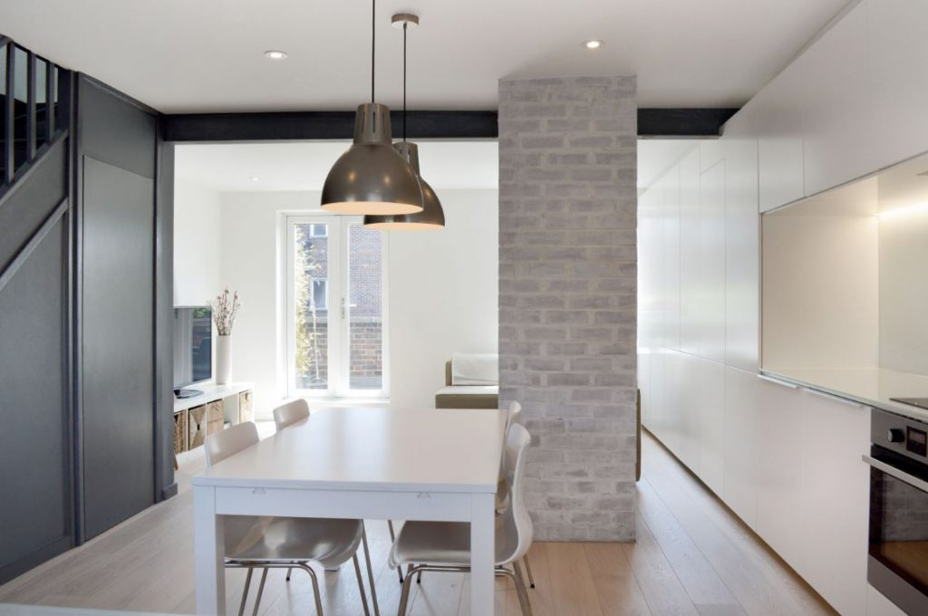 REFORMA CASA EN LONDRES IVAN GUISADO ARQUITECTO (4) tendencias en decoracion 2017