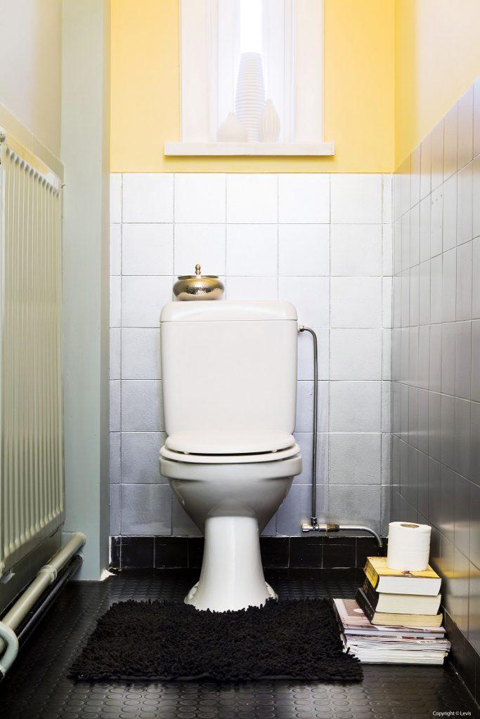 RESULTADO como pintar los azulejos del baño
