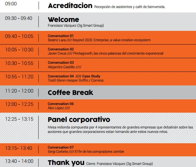 retail design conference-barcelona-3g-office-programa