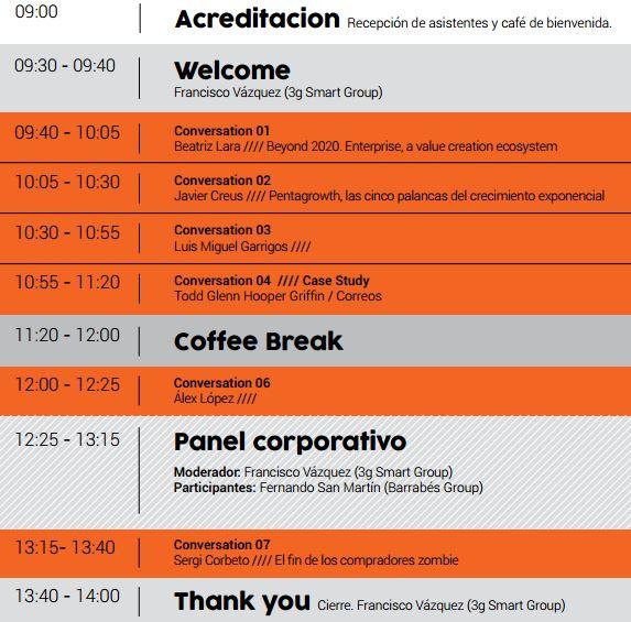 retail DESIGN conference-madrid-3g-office-programa