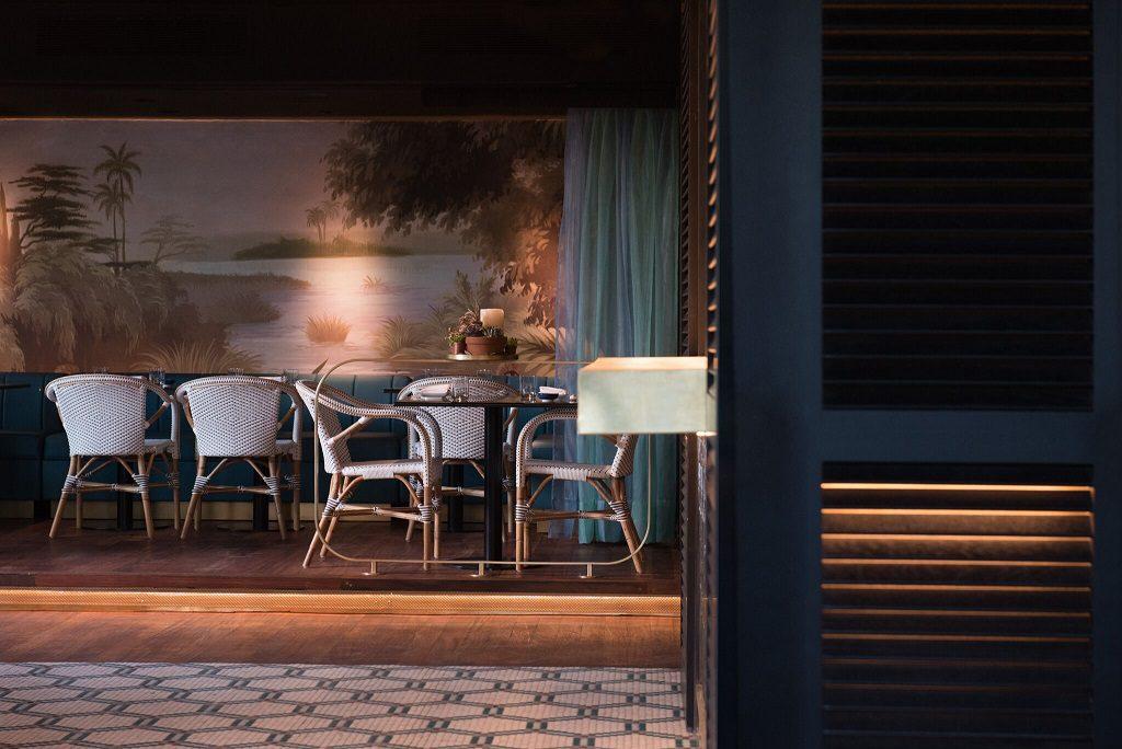 Restaurante Zela en Ibiza Interiorismo Studio Gronda .Chef Ricardo Sanz grupo Kabuki ©Jose Salto