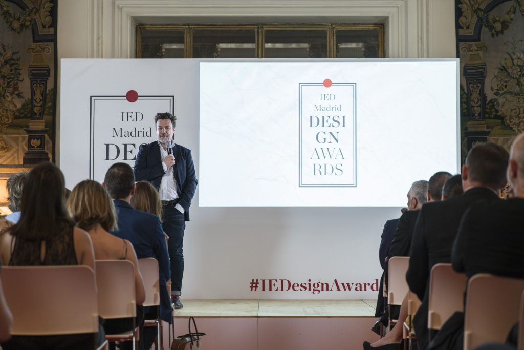 Riccardo Marzullo, CEO de IED España IED Madrid Iedesignawards2017