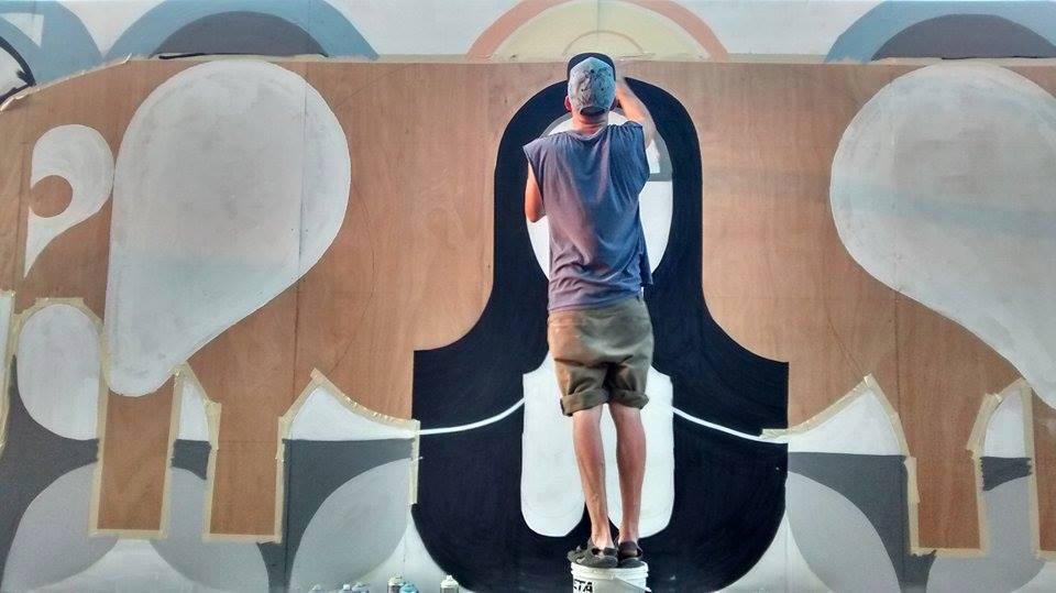 SLIEMA ARTS FESTIVAL. ELdIMITRY. malta 2015