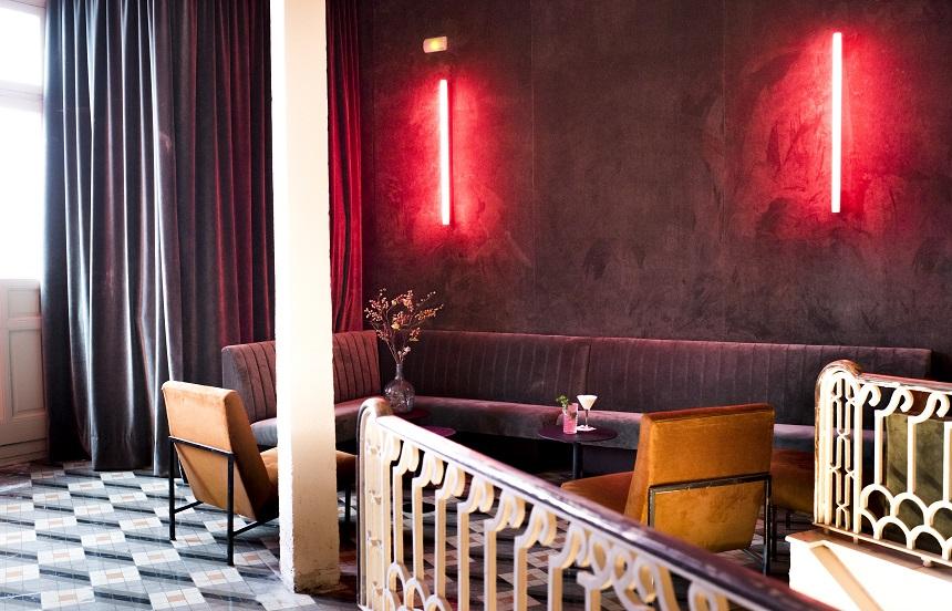 Sala equis Madrid diseño estudio plantea. Constructora Payser