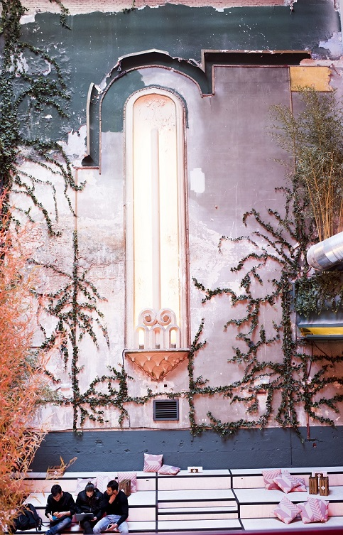 Sala Equis Madrid LuciaMphoto diseño Plantea Estudio/ Payser