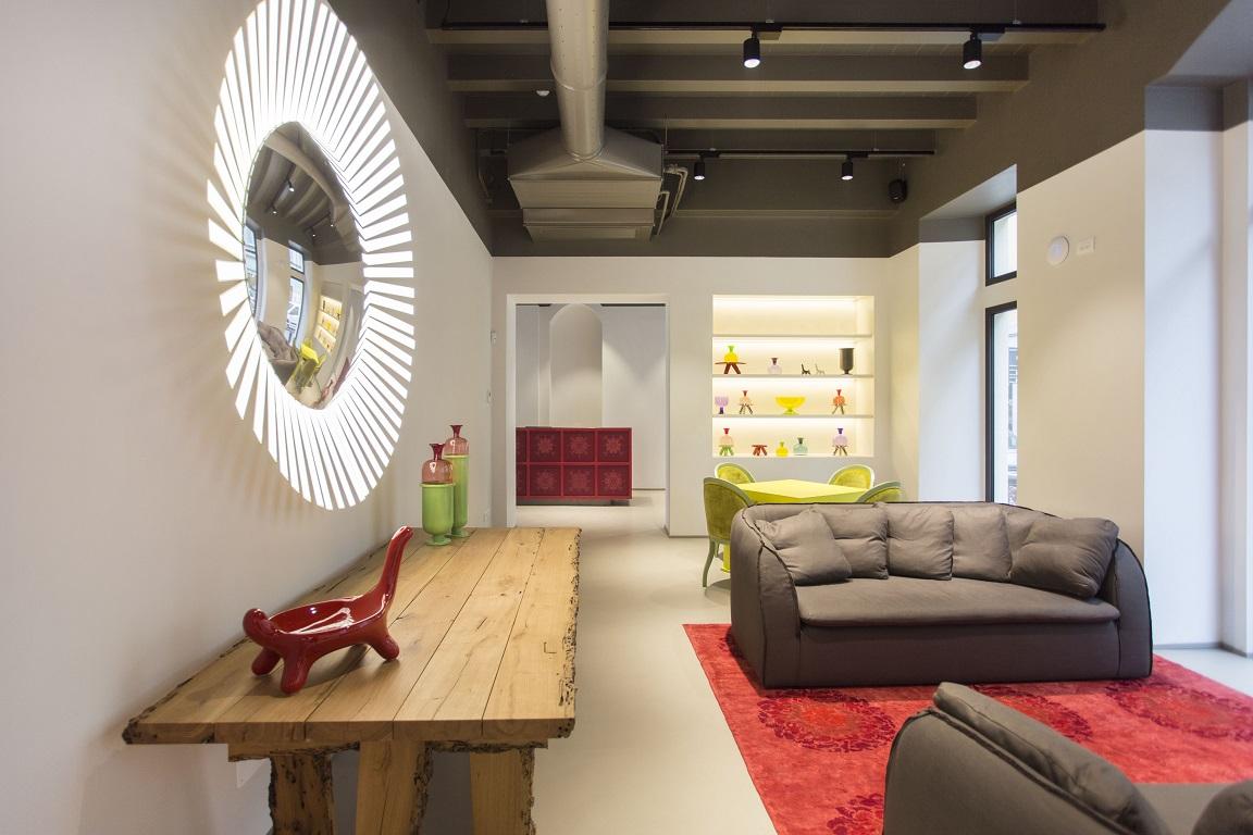 Savona 18 Suites Milano. Project Aldo Cibic . photo Adelaide Saviano Zona Lounge