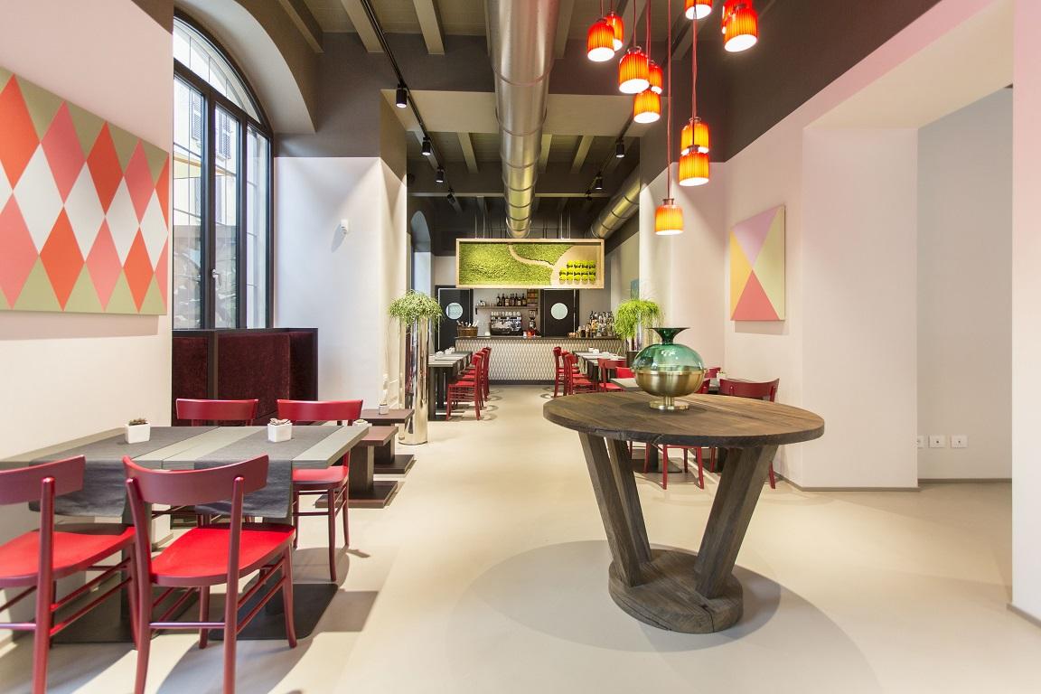 Savona 18 Suites Milano. Project Aldo Cibic . photo Adelaide Saviano