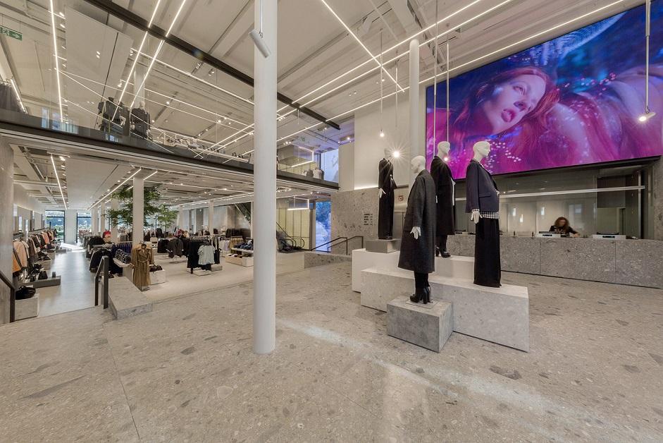 Cuando la omnicanalidad ya no es tendencia TRISON Zara A Coruña España