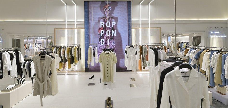 Cuando la omnicanalidad ya no es tendencia TRISON_Pop Up pedidos online Zara_Tokio Japón.