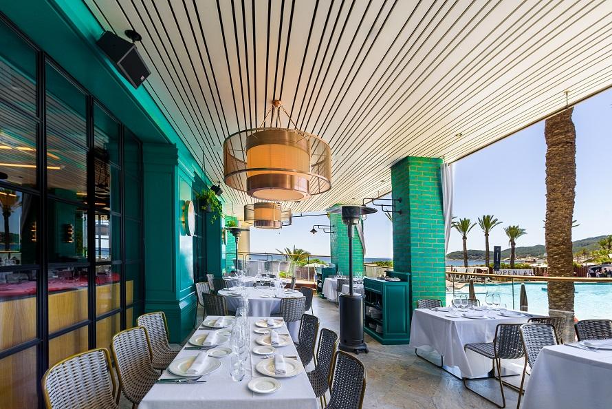 Restaurante Tatel Ibiza ilmio.design interiorismo