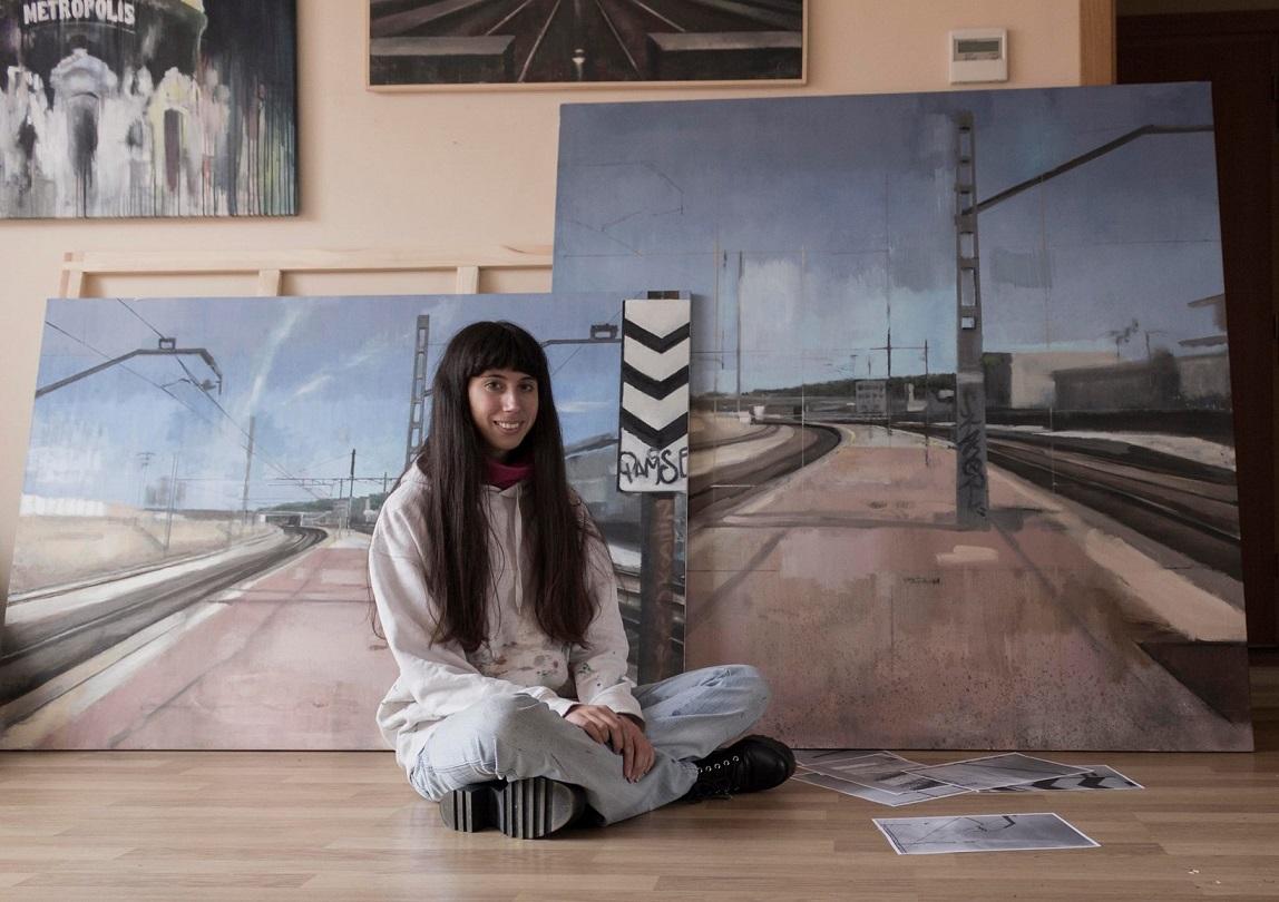 adriana berges. artista residente sianoja 2018