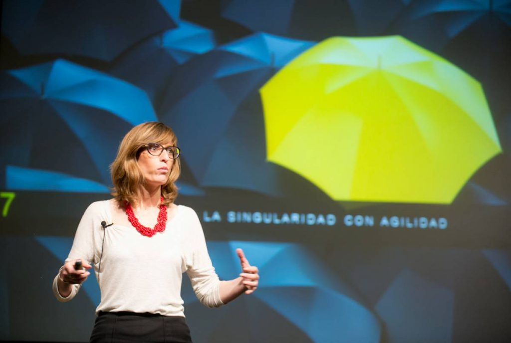 ainhoa fornos Workplace design conference