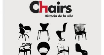 """Andreu World. Exposición y presentación libro """"Chairs""""en el COAM. 14 de Febrero"""