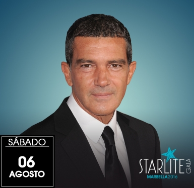 Antonio Banderas Starlite Marbella