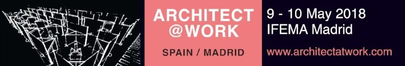 architect work madrid 2018