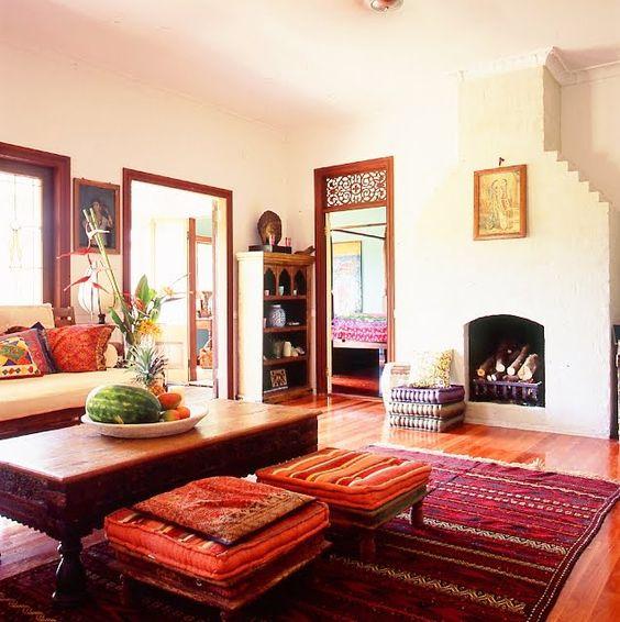 arredamento-indiano-soggiorno-muebles-estilo-hindu