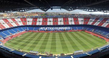 Comcosy personaliza los asientos del Vicente Calderón.