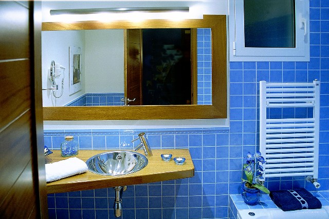 Decorar Un Baño Azul:baño azul – 10Decoracion