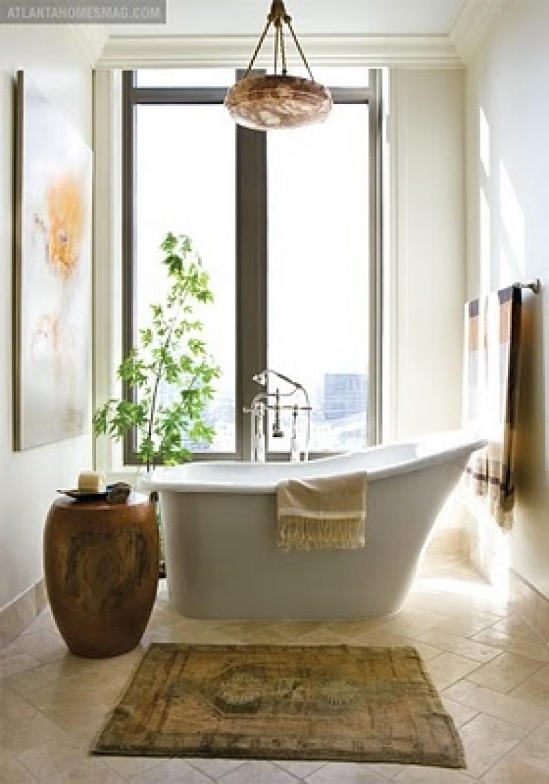 Bañeras románticas