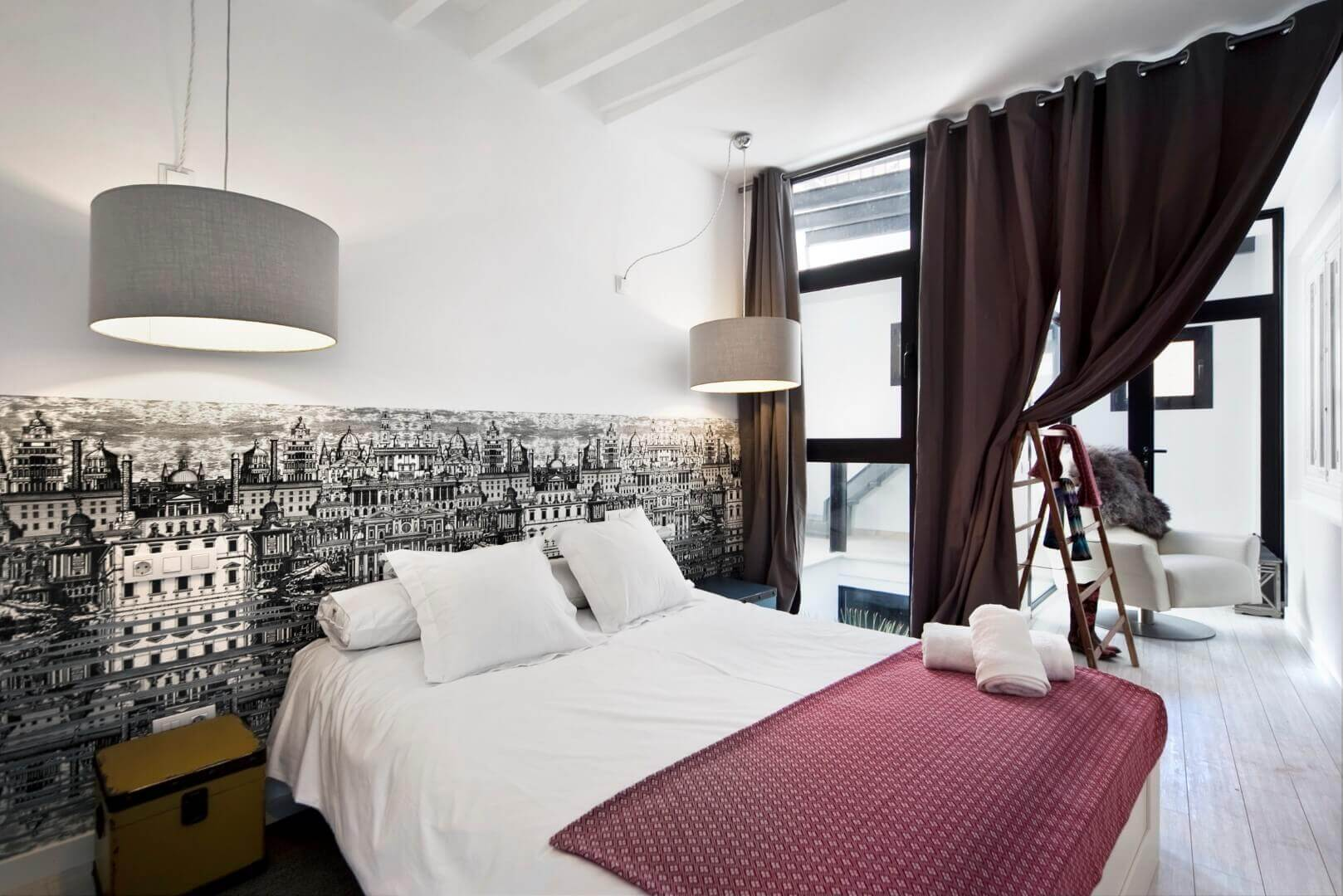 Hoteles de lujo con dise o nico en espa a 10decoracion for Hotel diseno alicante