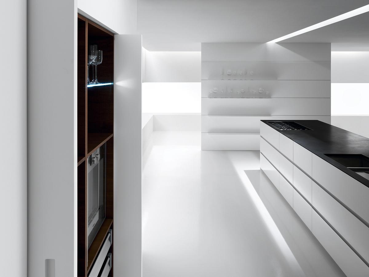 cocina moderna iluminacion que bombilla pongo en la cocina