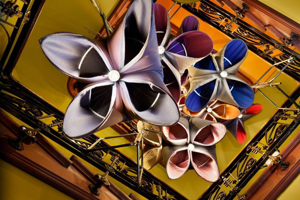 premios casa-decor-2018-vestibulo-y-esclera-izaskun-chinchilla-architects-espacio-sunbrella-