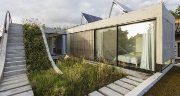 CASA MeMo. Arquitectura sostenible . BAM¡
