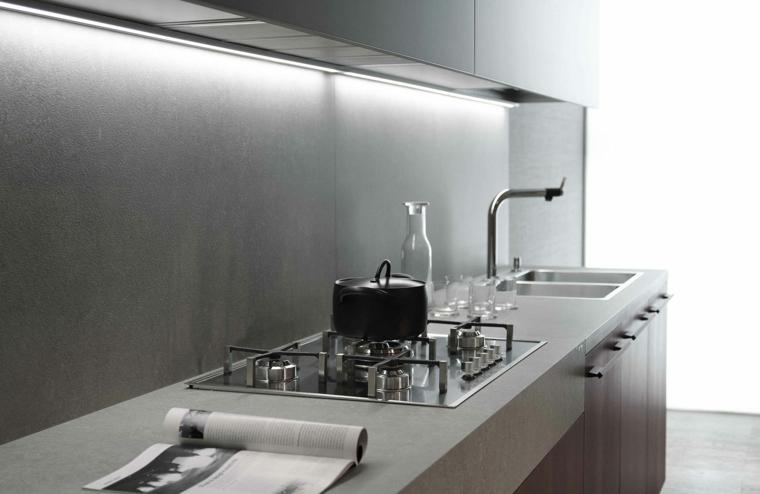 cocina-horno-comida-mueble que bombilla pongo en la cocina