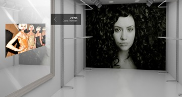 Miralay ®, espejos con televisión  integrada.