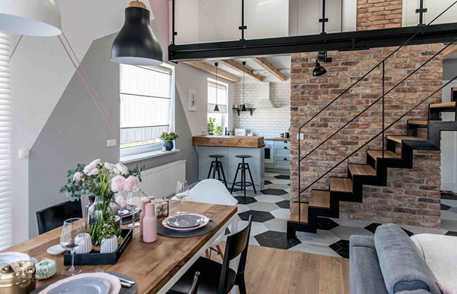 como decorar un loft con estilo (9)