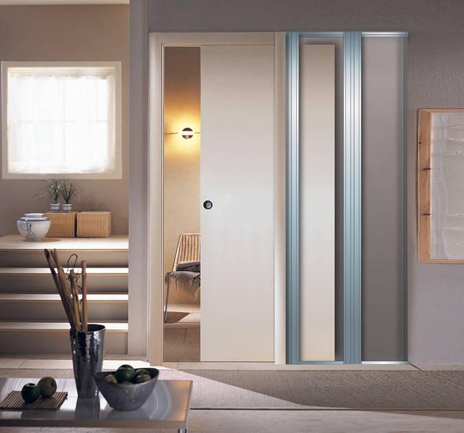 Benditas puertas correderas 10decoracion - Montar puerta corredera ...