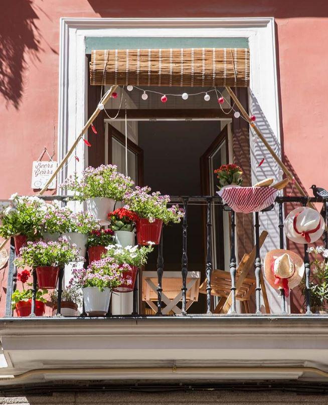 concurso de balcones mahou