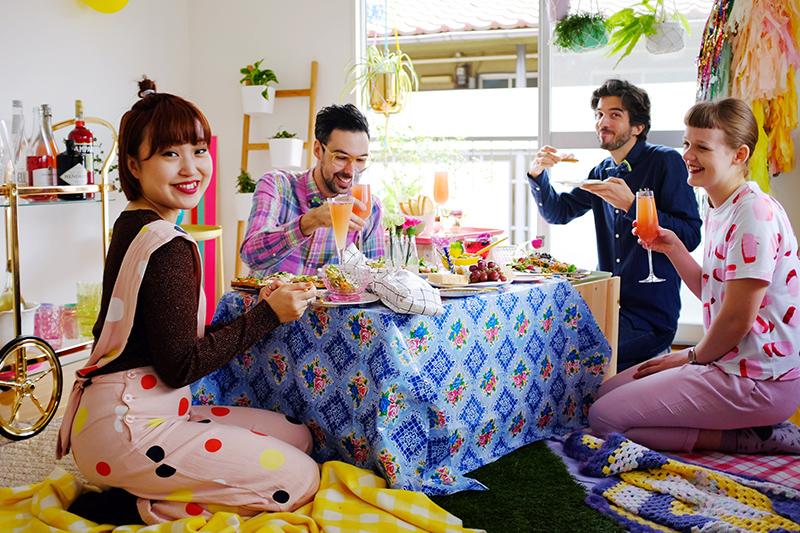 Ebony Bizys concurso de navidad instagram-villeroy-boch-japon-navidad
