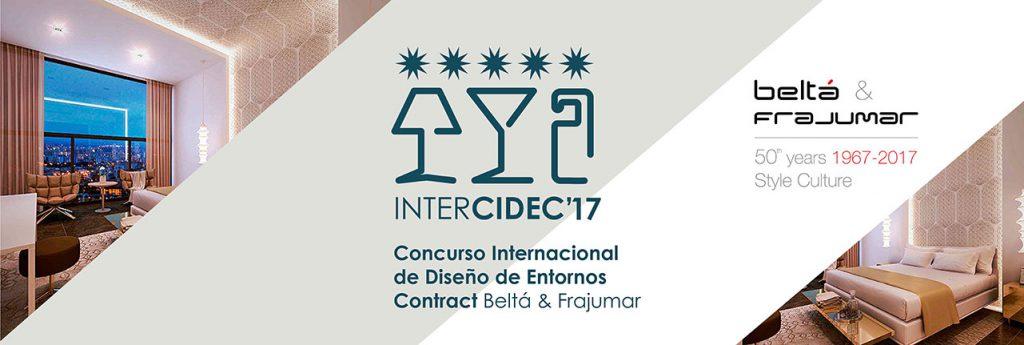 concursos de diseño belta frajumar arquitectura interiorismo feria habitat valencia 2017
