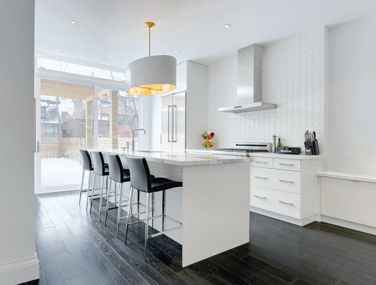 contemporary_kitchen reformar cocina HOUZZ