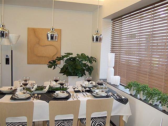 La elecci n de las cortinas 10decoracion - Cortinas de madera ...