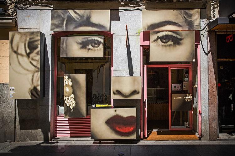 decoraccion 2017 fachada Barrio de las Letras