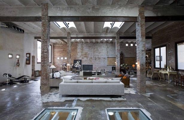 Como decorar un loft con estilo. Estudio VilaBlanch Barcelona
