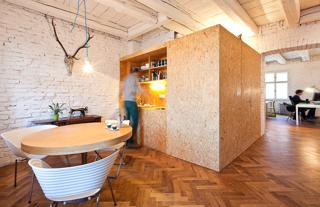 design-office-space Plusminusarchitects