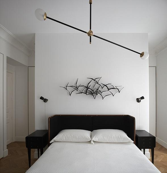 dg arquitecto valencia - reforma de oficina a vivienda (