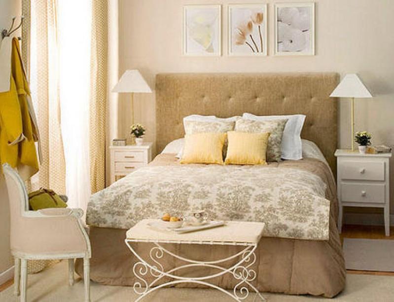 C mo hacer tu dormitorio un lugar m s c lido 10decoracion for Habitaciones con muebles blancos